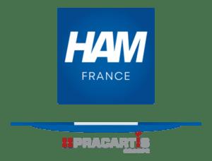 HAM France Andreas Maier - Logo